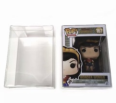Chalice Funko POP Protector Box (0.35 mm) Clear Plastic Lot of 100