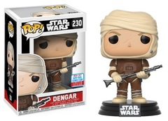 2017 NYCC Exclusive Pop! - Star Wars – Dengar
