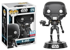 2017 NYCC Exclusive Pop! - Star Wars: Rogue One - Action Pose K-2SO