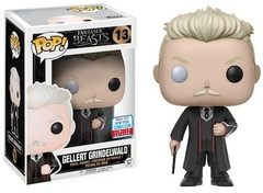 2017 NYCC Exclusive Pop! - Movies: Fantastic Beasts - Gellert Grindelwald