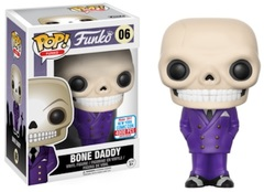 2017 NYCC Exclusive Pop! - Funko: Bone Daddy