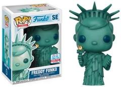 2017 NYCC Exclusive Pop! -  Funko: NYC Freddy Funko