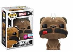 2017 NYCC Exclusive Pop! - Marvel: Inhumans - Flocked Lockjaw