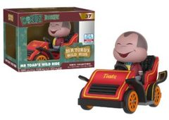 2017 NYCC Exclusive Dorbz Ridez - Mr. Toad's Wild Ride