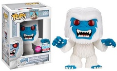 2017 NYCC Exclusive Pop! - Disney Parks - Flocked Abominable Snowman