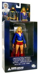 Supergirl, Justice League Collector Action Figure, Series 8 DC Direct
