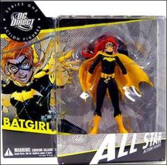 Batgirl, All Star Action Figures, Series One DC Direct