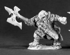 Thorvald Clawhelm, Dwarf Hero (03386)