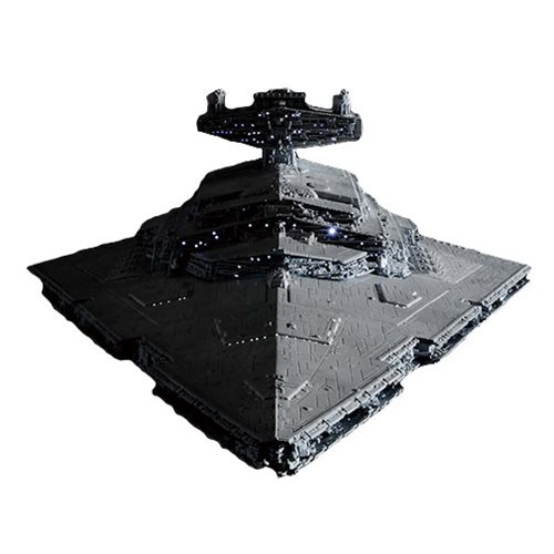 Star Destroyer (Lighting Model) First Production Limited ver
