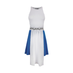 Mystique Sleeveless Skater Dress
