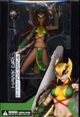 Hawk Girl, Ame-Comi Series PVC