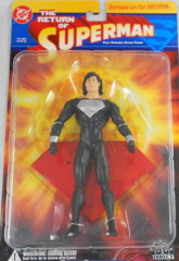 Kryptonian Life Suit Superman, The Return of Superman, DC Direct
