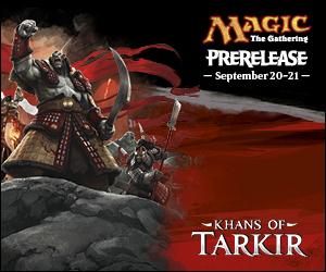 Khans of Tarkir Prerelease Kit - Green