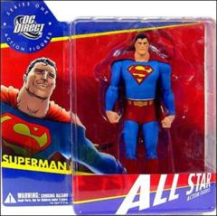 Superman, All Star Action Figure, Series One DC Direct