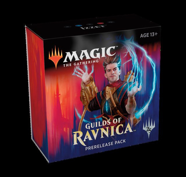 Guilds of Ravnica Prerelease Kit: Izzet