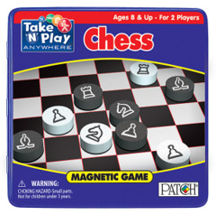 Chess Magnetic Game