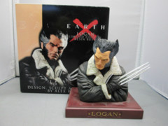 Logan, X-Earth Marvel Limited Edition Resin Bust