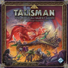 Talisman The Magical Quest Game Revised 4th Edition