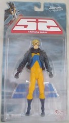 Animal Man, 52 Collectible Action Figures Series 1 DC Direct
