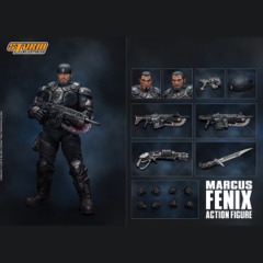 Marcus Fenix