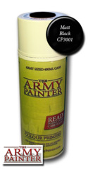 Army Painter Base Primer Matt Black