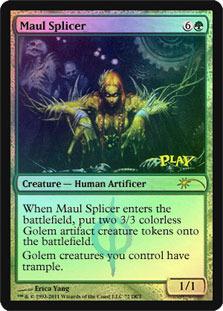 Maul Splicer (WPN Foil)