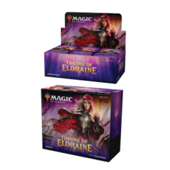 Throne of Eldraine Combo (Booster Box + Bundle)