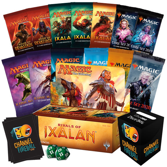 Rivals of Ixalan Booster Crate