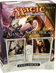 Duel Decks: Ajani vs. Nicol Bolas on Channel Fireball