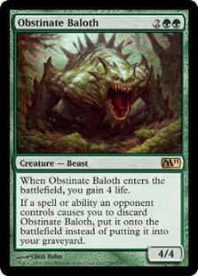 Obstinate Baloth