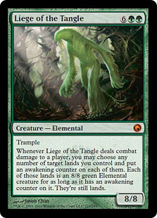 Liege of the Tangle