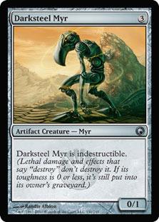 Darksteel Myr