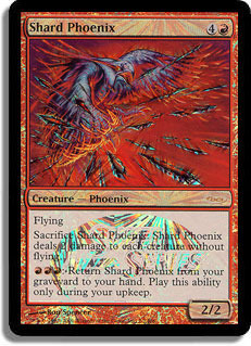 Shard Phoenix (JSS Foil)