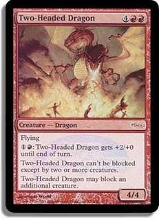 Two-headed Dragon (JSS Foil)
