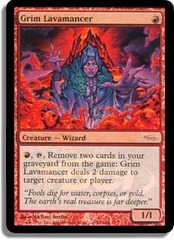 Grim Lavamancer (Judge Foil)
