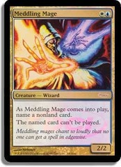 Meddling Mage (Judge Foil)
