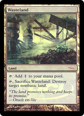 Wasteland (Judge Foil 2010)