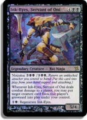 Ink-Eyes, Servant of Oni (Betrayers Prerelease)