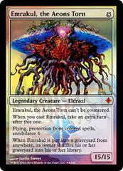Emrakul, the Aeons Torn (Rise of the Eldrazi Prerelease)