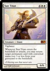Sun Titan - Foil