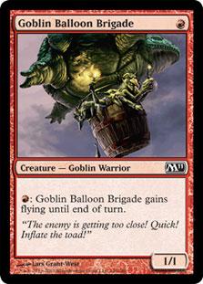Goblin Balloon Brigade - Foil