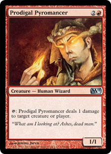 Prodigal Pyromancer - Foil