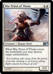 War Priest of Thune - Foil