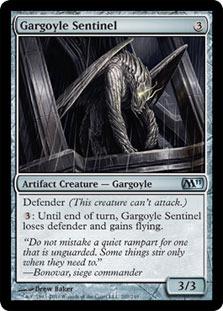 Gargoyle Sentinel - Foil