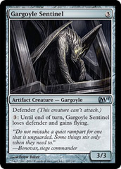 Gargoyle Sentinel - Foil on Channel Fireball