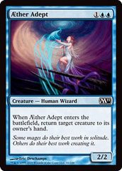 AEther Adept - Foil on Channel Fireball