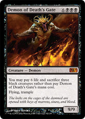 Demon of Death's Gate - Foil