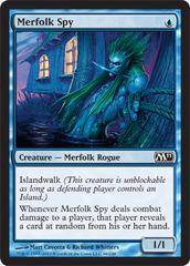 Merfolk Spy - Foil