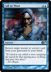 Call to Mind - Foil