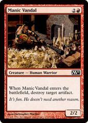 Manic Vandal - Foil on Channel Fireball